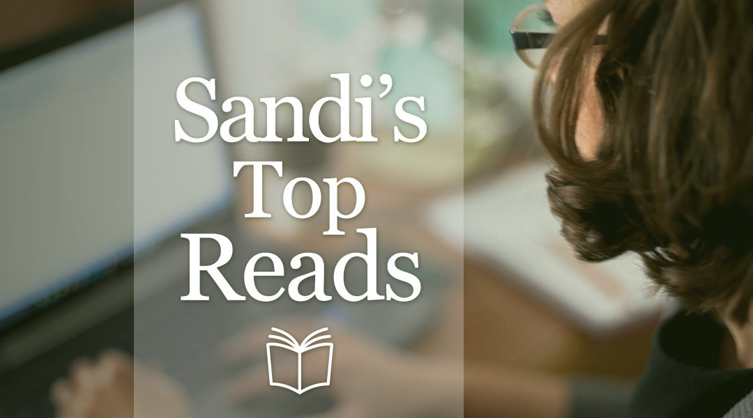 March's Top Three Reads
